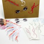 Transparent and die cut transfers
