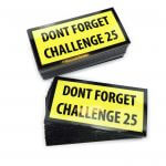 Digital PVC stickers