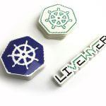 Livewyer custom stickers